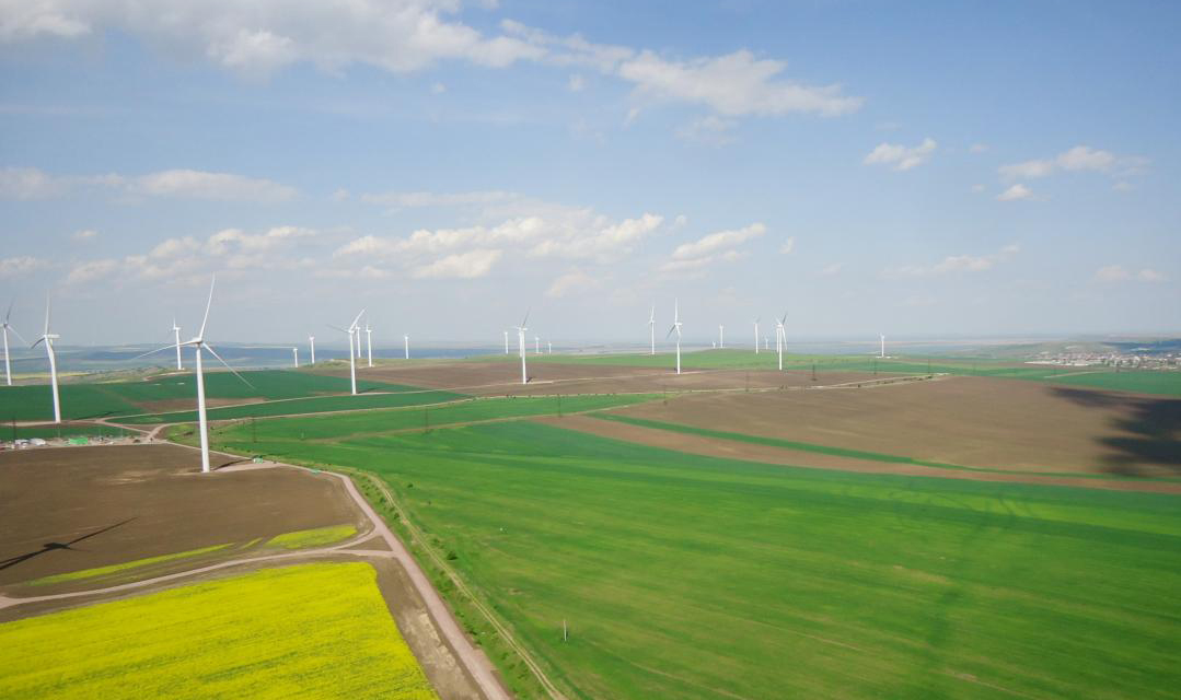 Babadag 3 Wind Farm