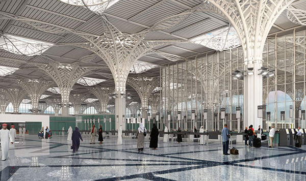 Prince Mohammed Bin Abdulaziz International Airport
